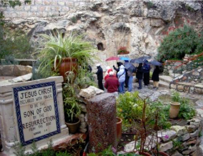 Holy Land Group Tour