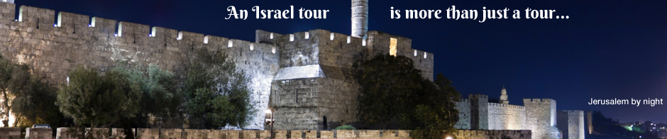 Holy land tour